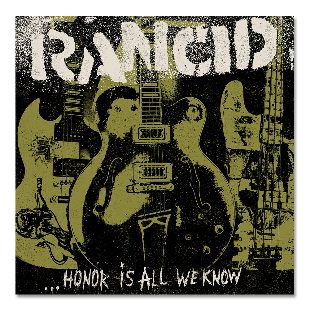 Honor Is All We Know CD