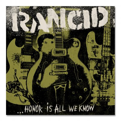 hellcat-records - Honor Is All We Know - CD