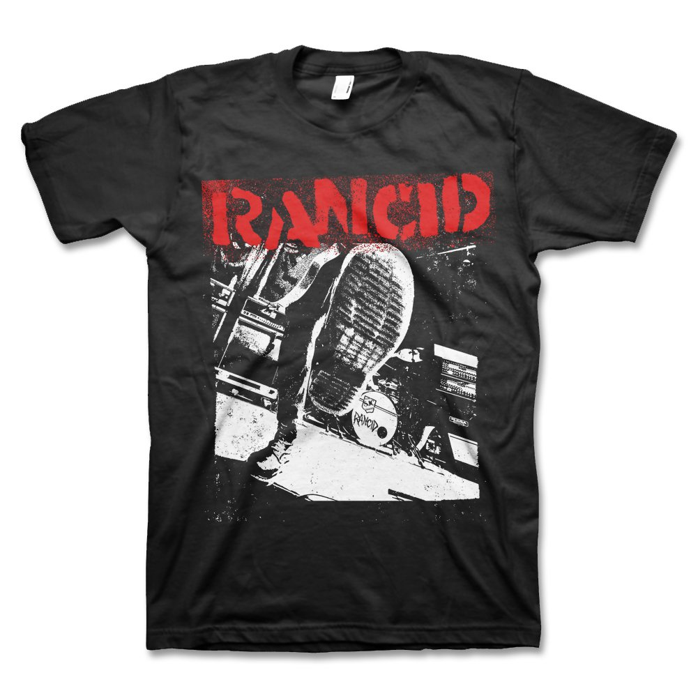 IMAGE   Boot T-Shirt (Black)