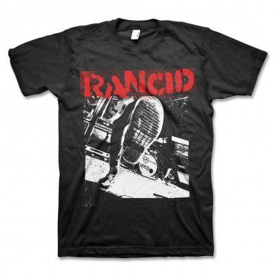 Rancid - Boot T-Shirt (Black)