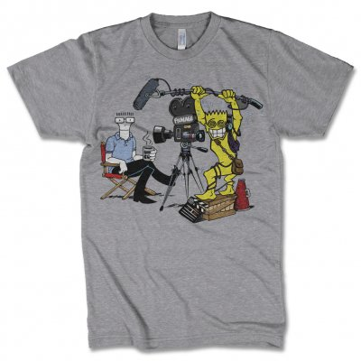 all - Milo & Allroy Interview T-Shirt (Heather Grey)