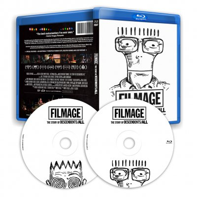 Descendents - Filmage (Blu-Ray/DVD Pack) & Bonus Bonus Download