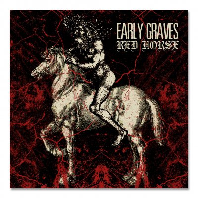 early-graves - Red Horse CD