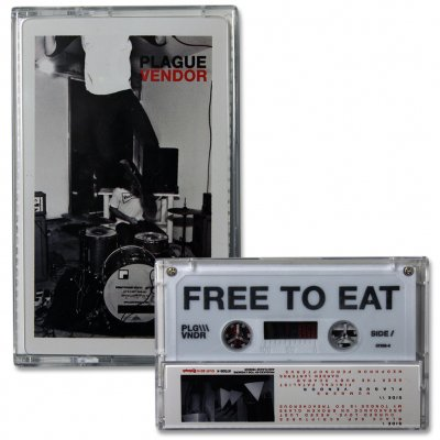 plague-vendor - Free To Eat - Cassette Tape