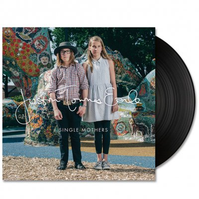 justin-townes-earle - Single Mothers (JTE STORE) LP