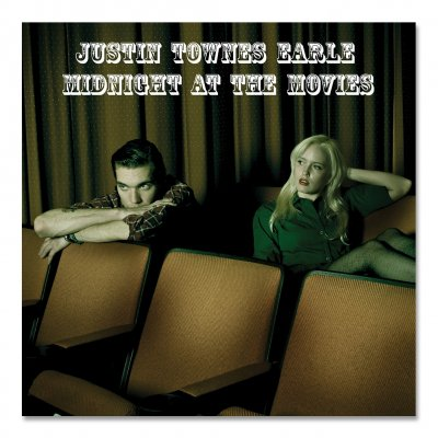 justin-townes-earle - Midnight At The Movies CD