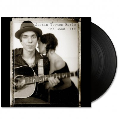 justin-townes-earle - The Good Life LP
