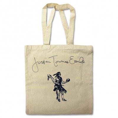 justin-townes-earle - Justin Townes Earle Tote Bag (Natural)