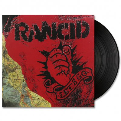 Rancid - Let's Go - 20th Anniversary LP