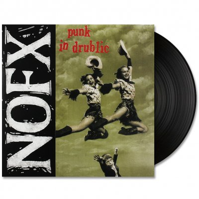 NOFX - Punk In Drublic - 20th Anniversary LP
