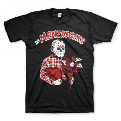 the-menzingers - Killer Flowers T-Shirt (Black)
