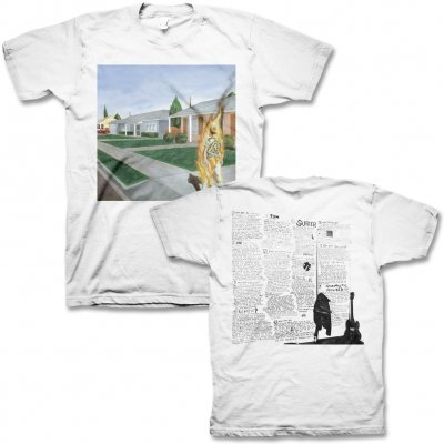 Bad Religion - Suffer Album Cover T-Shirt (White)
