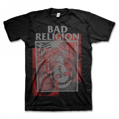 Bad Religion - Maria T-Shirt (Black)