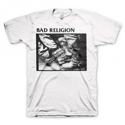 Bad Religion - 80'-'85 T-Shirt (White)