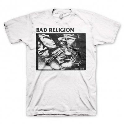 Bad Religion - 80'-'85 T-Shirt (White)