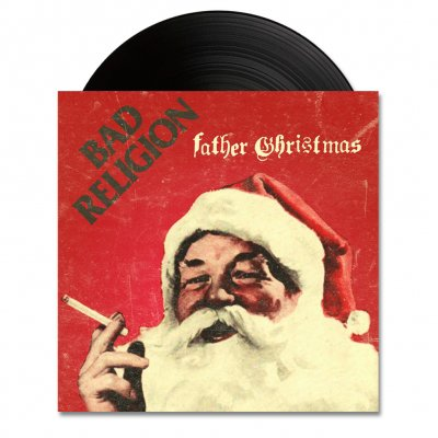Bad Religion - Father Christmas 7""