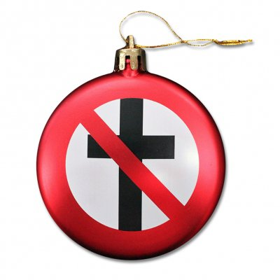 Crossbuster Tree Ornament