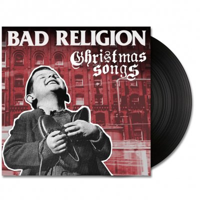 Bad Religion - Christmas Songs LP (Black)