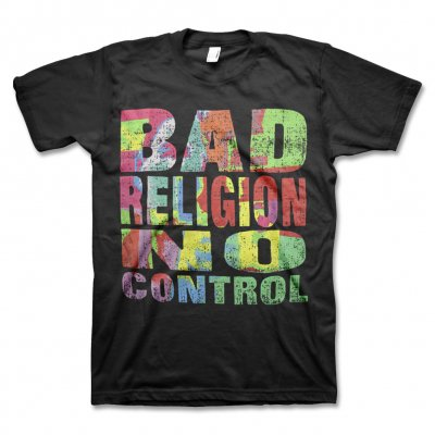 Bad Religion - No Control Shirt