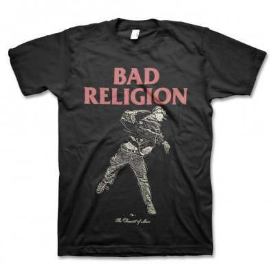 Bad Religion - The Dissent Of Man Shirt (Vintage Black)