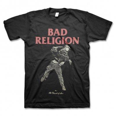 Bad Religion - The Dissent Of Man Shirt (Vintage Black)