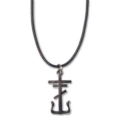 frank-iero - Cross Necklace
