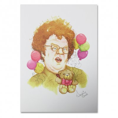 tim-and-eric - Dr. Steve Brule Get Well Card
