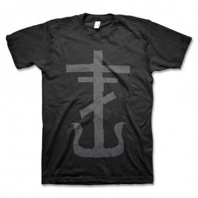 frank-iero - Cross T-Shirt (Black)