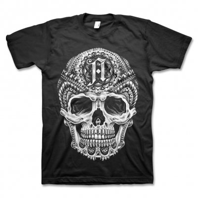 architects - Architects Skull T-Shirt (Black)