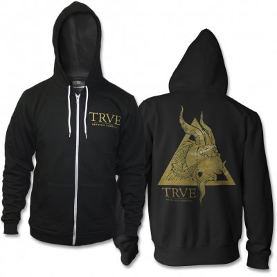 trve-brewing-company - Year Of The Goat Zip Up (Black)