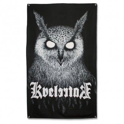 Kvelertak - Kvelertak Bartlett Owl Flag