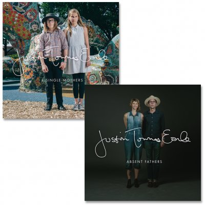 Justin Townes Earle - Absent Fathers & Single Mothers CD