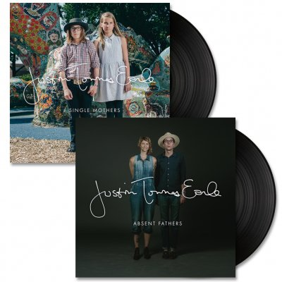 Justin Townes Earle - Absent Fathers & Single Mothers LP