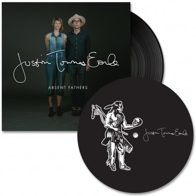 Justin Townes Earle - Absent Fathers LP & Slipmat