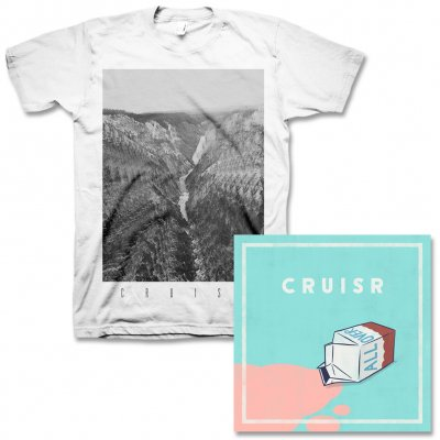 vagrant - Cruisr Yellowstone Tee & All Over EP