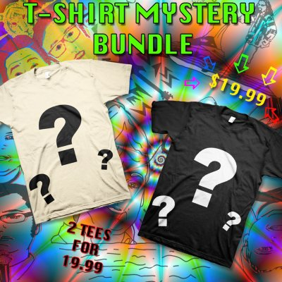 tim-and-eric - Mystery Bundle - 2 Tees