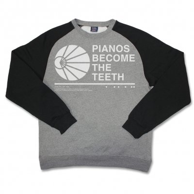 pianos-become-the-teeth - PBTT - Contrast Crew Neck