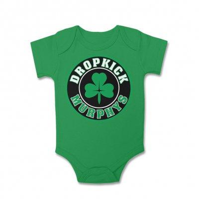Dropkick Murphys - Shamrock Circle Onesie