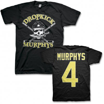 dropkick-murphys - Hockey Skull T-Shirt