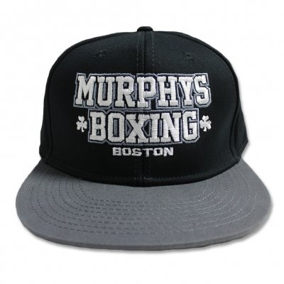 murphys-boxing - Murphys Boxing Snapback Hat
