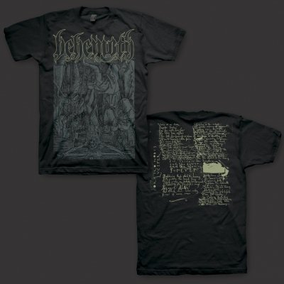 behemoth - Lvcifer T-Shirt (Black)