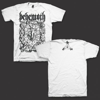 behemoth - Furor T-Shirt (White)