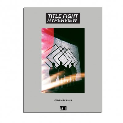 Title Fight - Hyperview Poster