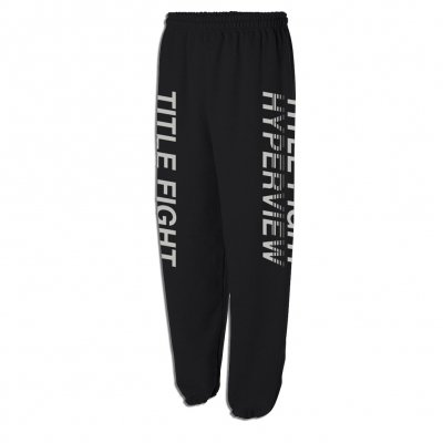 Title Fight - Hyperview Sweat Pants