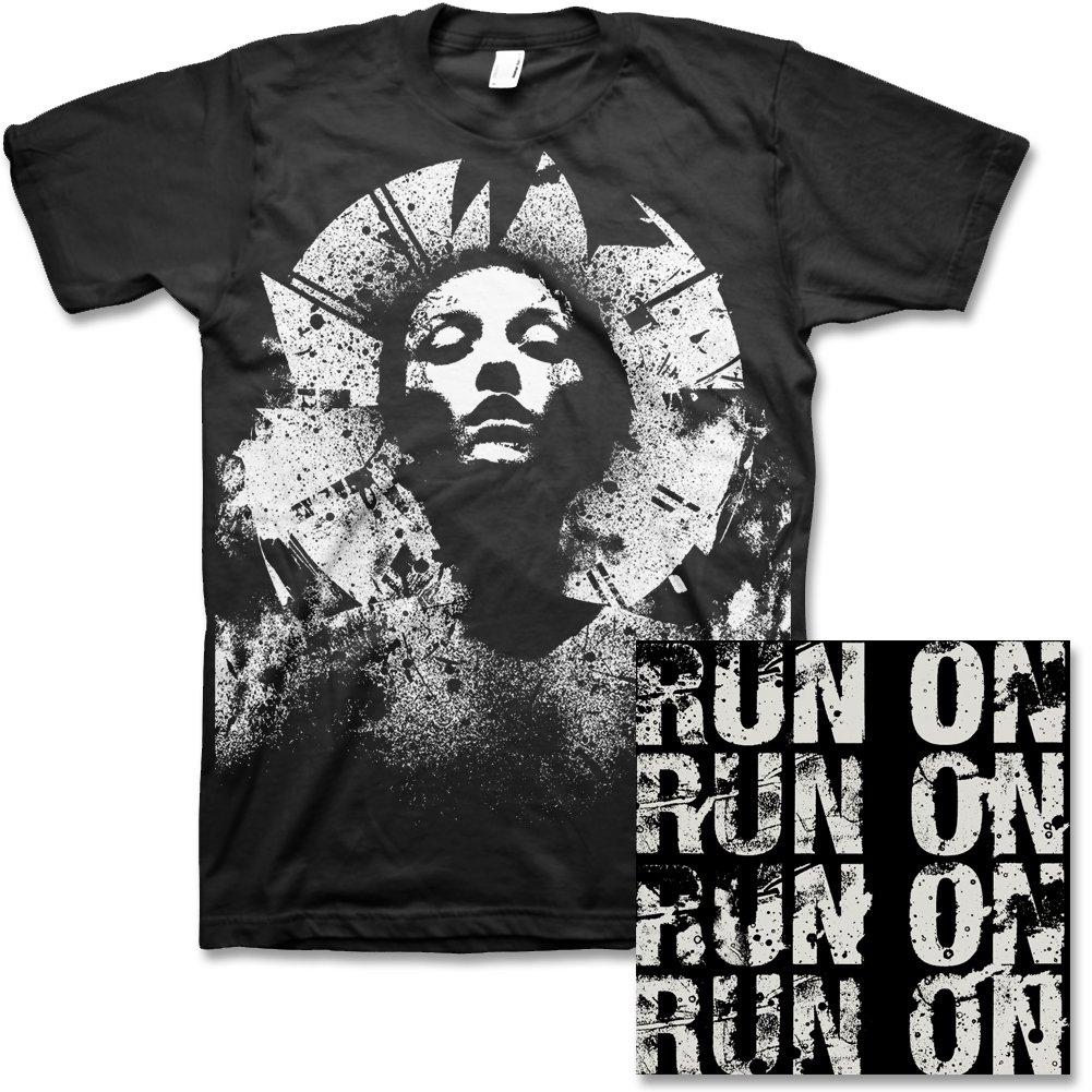IMAGE | Jane Doe Run On Tee (Black)