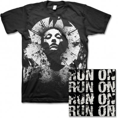converge - Jane Doe Run On Tee (Black)