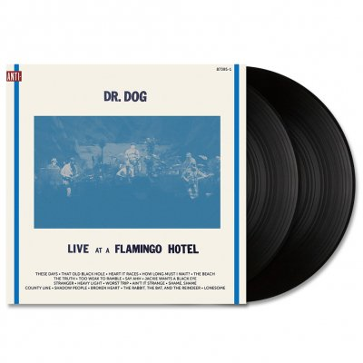 Dr. Dog - Live At A Flamingo Hotel 2xLP