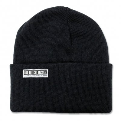 the-ghost-inside - Patch Beanie (Black)