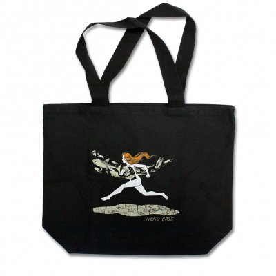 anti-records - On The Run Totebag
