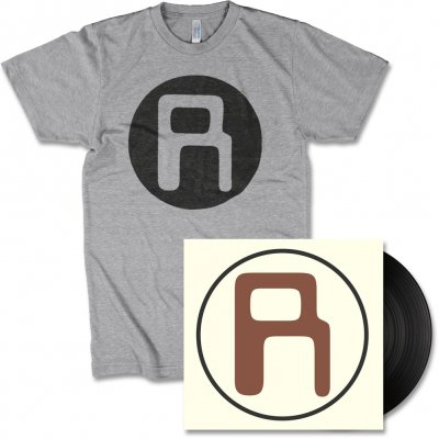 the-rentals - Grey Rentals Logo Tee & Lost In Alphaville LP